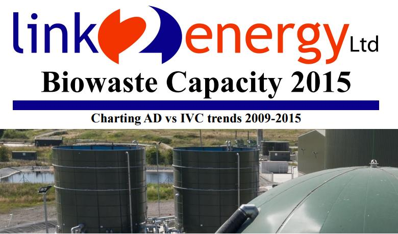 Biowaste Processing Capacity – End-Of-2015 Update